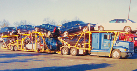 Auto Transport Company in Connecticut